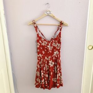 Urban Outfitters Scarlett Fit and Flare Dress